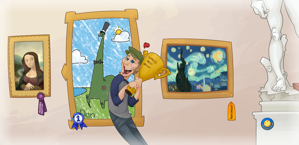 My Humble Dream by WonderDookie