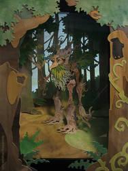 Treebeard by WonderDookie