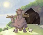 Polyphemus the Shepherd
