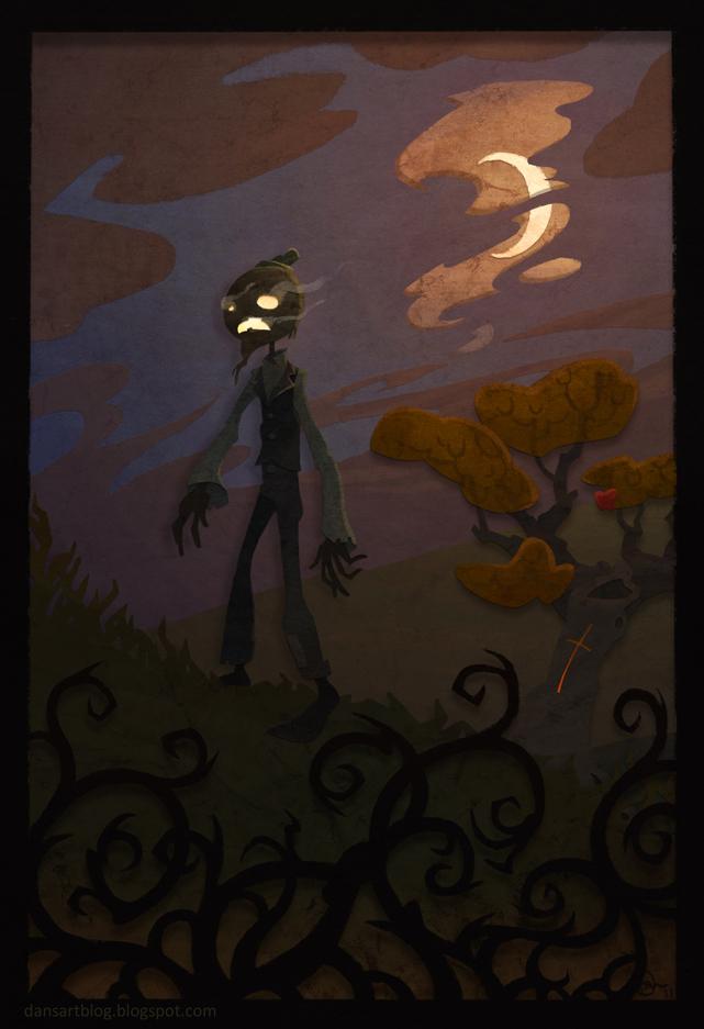 Stingy Jack by WonderDookie