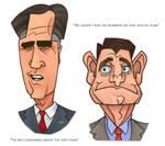 The Romney/Ryan Economy