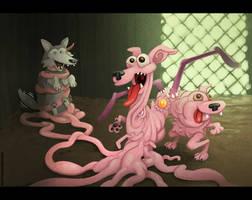 The Thing by WonderDookie