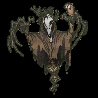 Horse Scarecrow