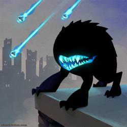 Attack The Block by WonderDookie