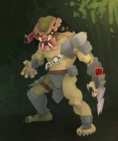 Predator by WonderDookie