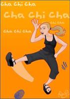 Chicken Dance 2 by WonderDookie