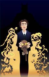 Jonathan Crane by WonderDookie