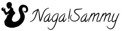 Naga!Sammy Lawrence logo by SpideyFan55555