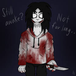 Jeff the Killer (colored) by SpideyFan55555