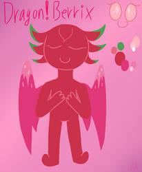 Dragon!Berrix by SpideyFan55555