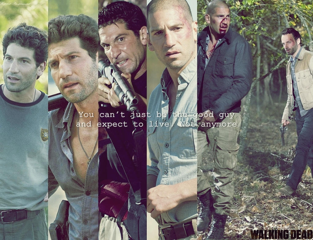 The Walking Dead WALLPAPER FANMADE Shane Walsh by PluemKP ...