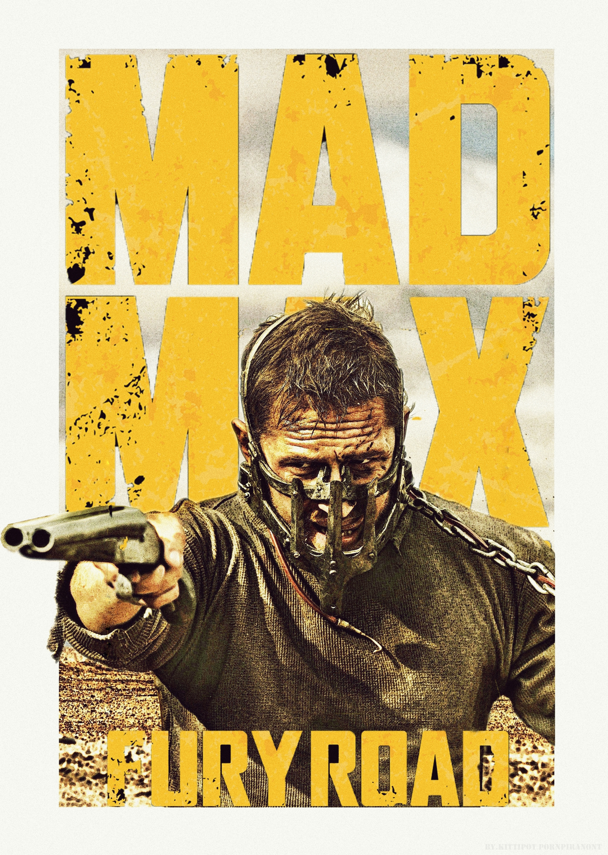 Célèbre MAD MAX FURY ROAD Fanmade Poster by PluemKP on DeviantArt TN11