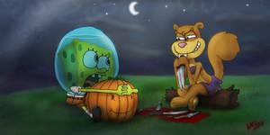 Halloween homicidal tedency