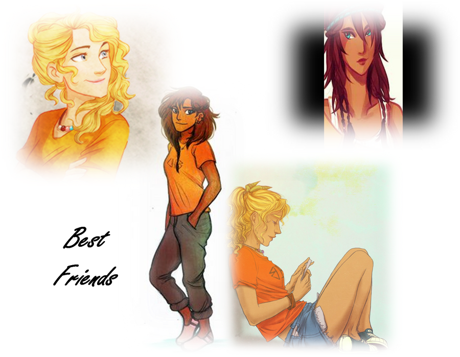 Piper mclean and annabeth chase