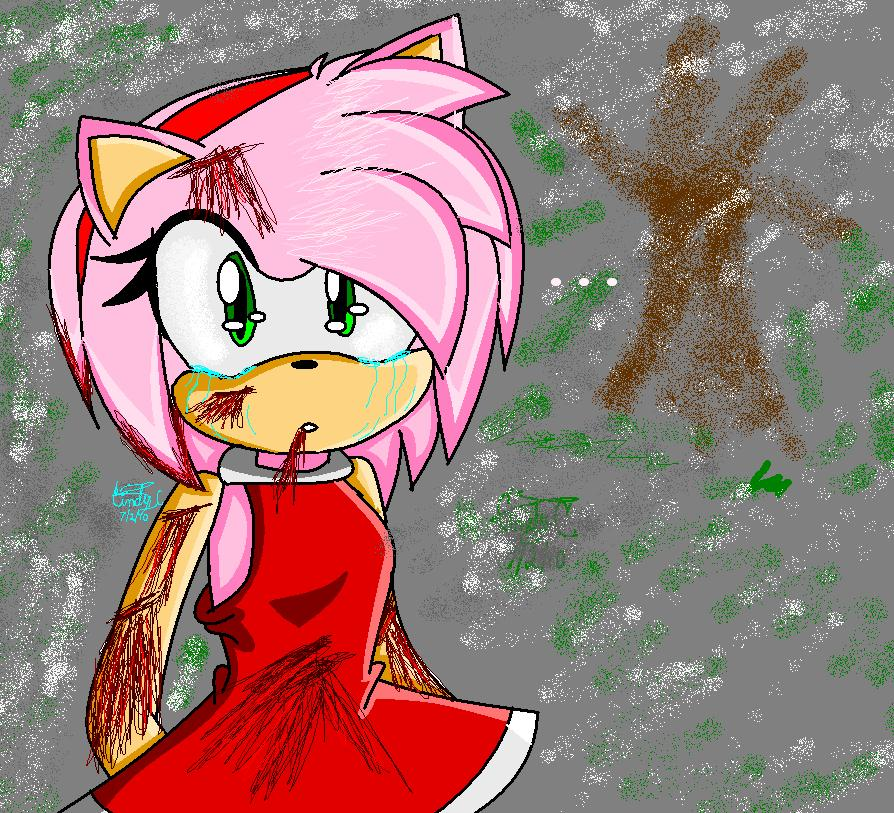 ..::Amy Rose::.. by EmoPerson101