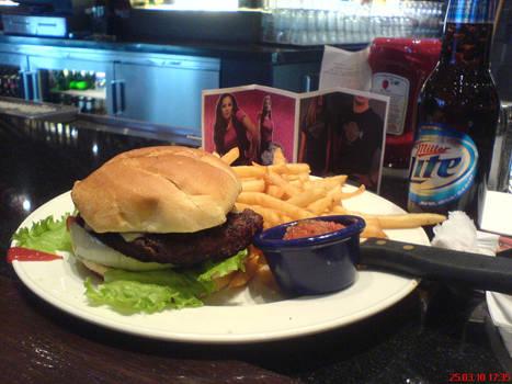 SOB Burger of Hard Rock Cafe