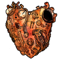 Coeur Mecanique by HarukoOssoko