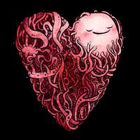 Coeur Entrelace by HarukoOssoko