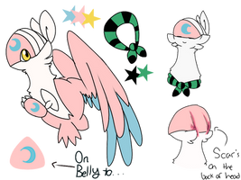 Pokesona ref 2019 by Twinklenightmoon