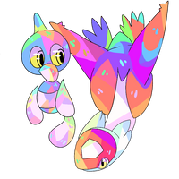 A pory and a lati by Twinklenightmoon