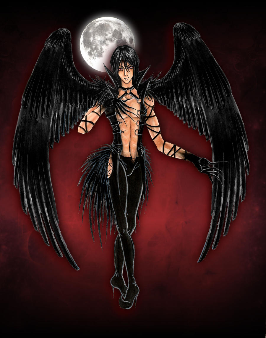 Sebastian's true form by tronnie on DeviantArt