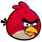 Angry birds icon.