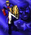 Fighting Patriot Collab