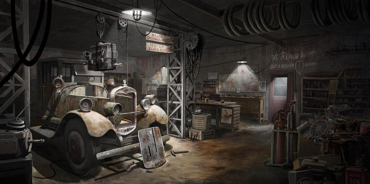 Fallout  Room House Bug