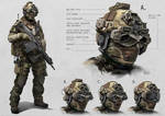 Special Forces by AlexJJessup