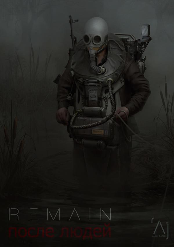 Swamp Survivor by AlexJJessup