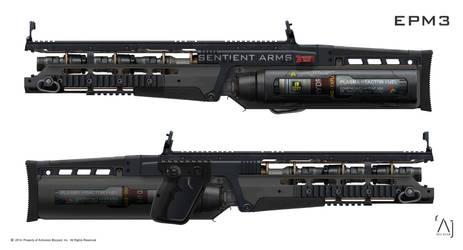 CoD:AW  -  EPM3 Concept