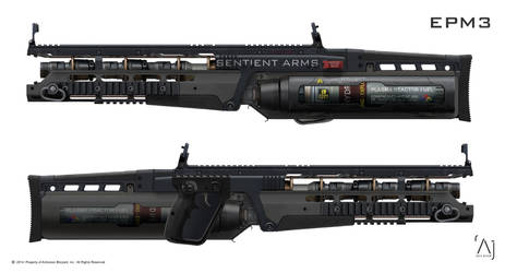 CoD:AW  -  EPM3 Concept by AlexJJessup