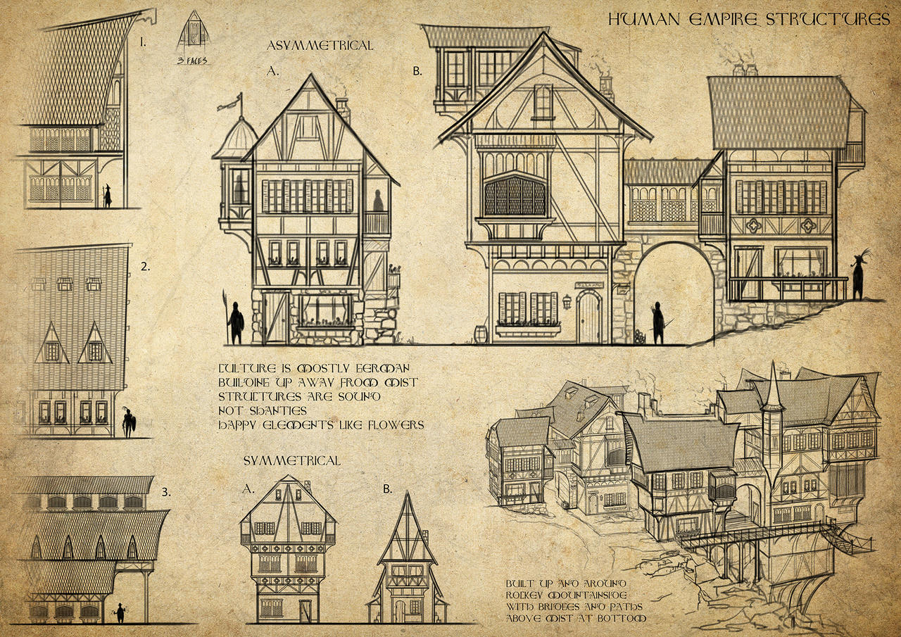 Fantasy architecture by alexjjessup on deviantart for Final fantasy 8 architecture