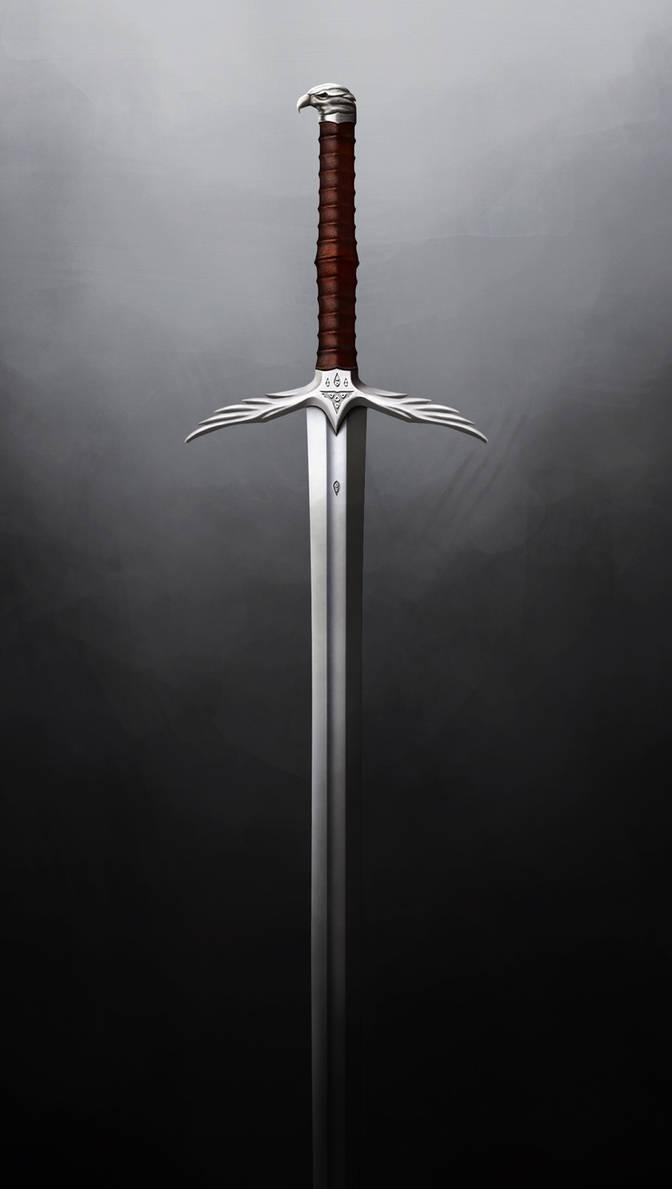 Trell's Sword
