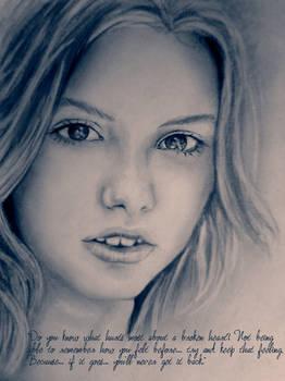 Cassie - Broken heart...
