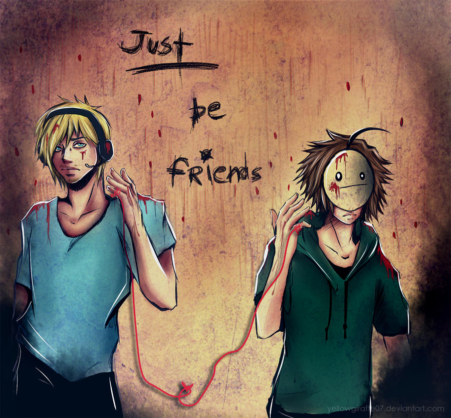Just be friends... by Micatsa