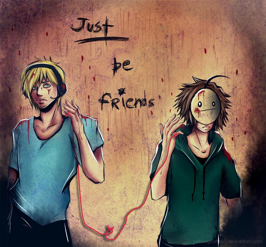 Just be friends... by Micatsa