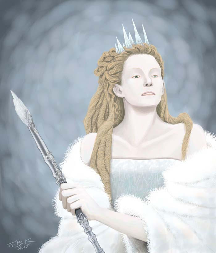 Narnia - The White Witch by uberdomkumagoro ...  sc 1 st  uberdomkumagoro - DeviantArt & Narnia - The White Witch by uberdomkumagoro on DeviantArt
