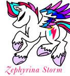 Zephyrina Storm