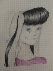 Laura Zony by ClefSignSketcher