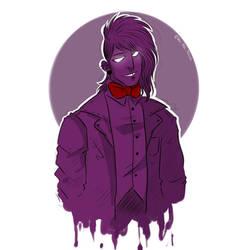 Purple guy (oc)