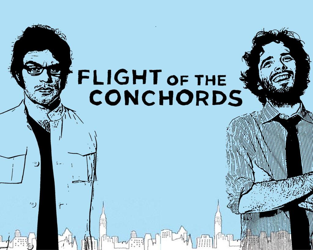 Flight Of The Conchords Bg By Crack 32 On Deviantart