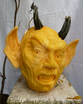 Demon Pumpkin