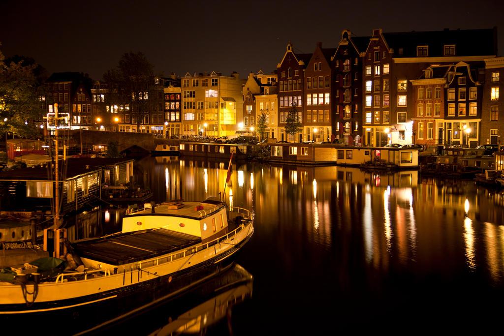 Amsterdam At Night By Devastationstudios On Deviantart
