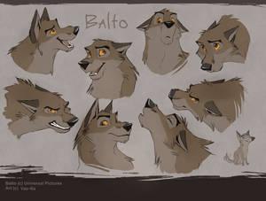 BALTO emotions