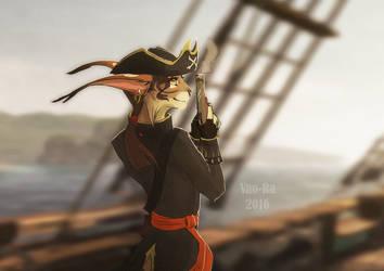 Pirate Cat (+adoptable)