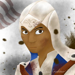 The Revolution (AC 3) by brusseleos