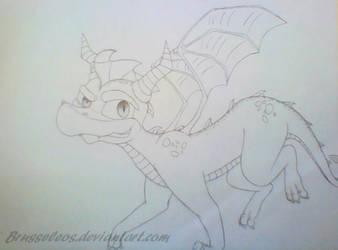 Spyro is Back! by brusseleos