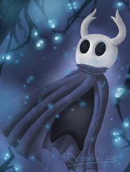 Hollow Knight by brusseleos