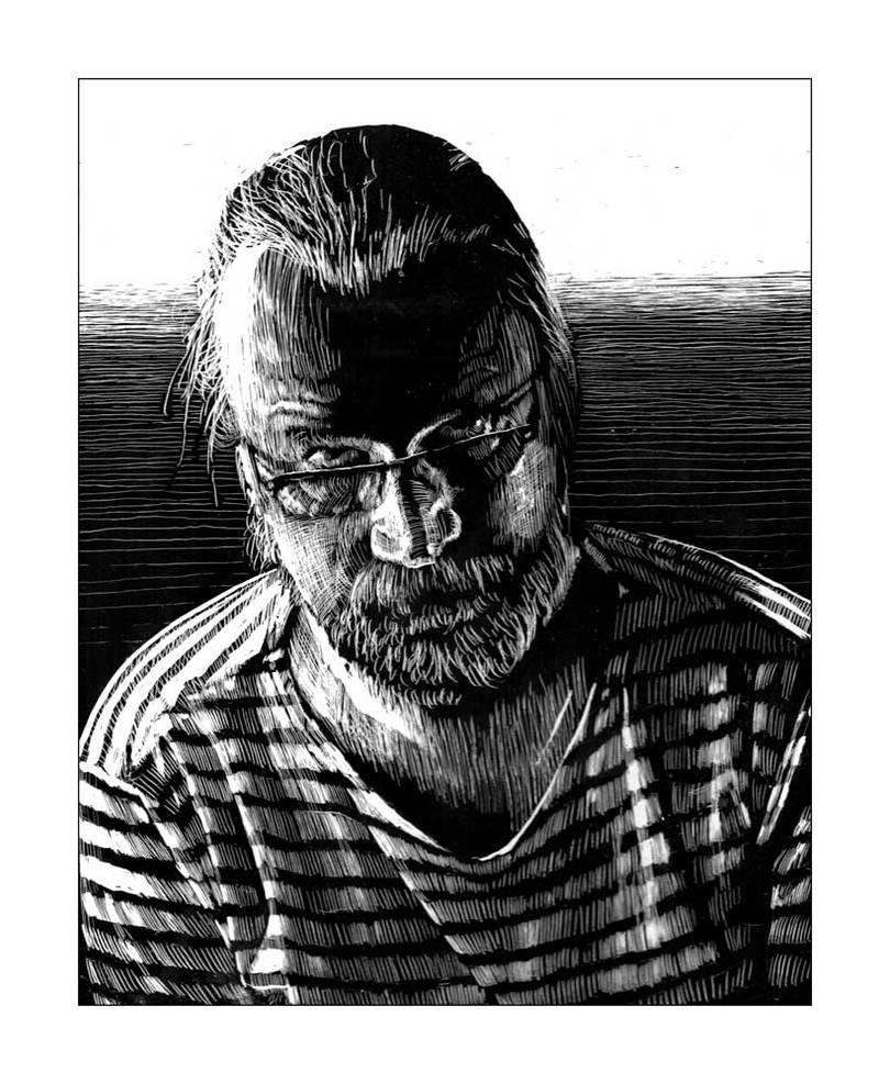 Self-portrait #3